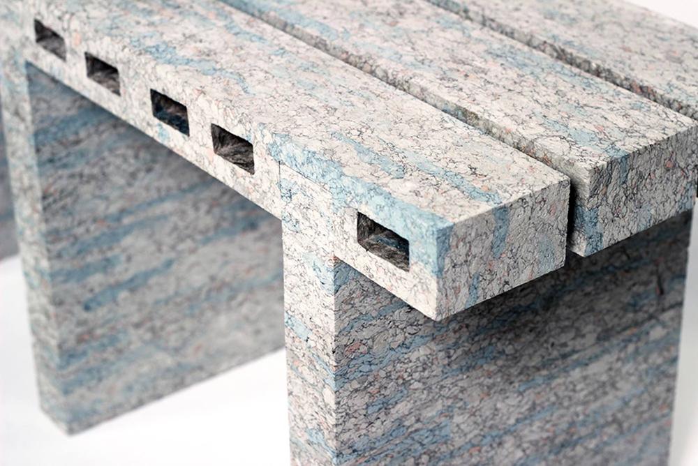 OBJECT Rotterdam_Joline van den Oever_Paper Bricks by Woojai Lee